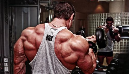 8 способов для построения мощных и здоровых плеч