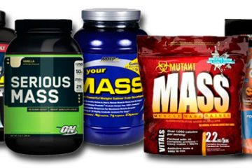 Спортивное питание для быстрого набора массы — гейнеры