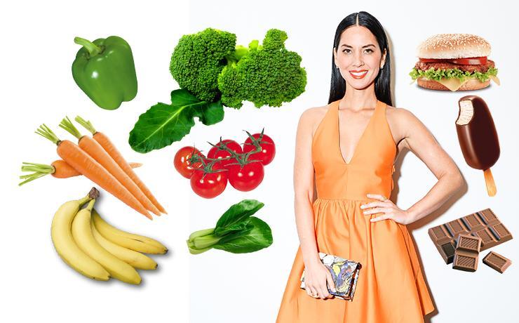 Здоровая пища, которая помогает сбросить вес