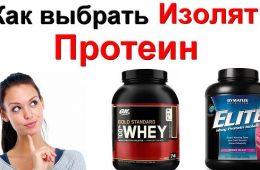 Какой протеин выбрать