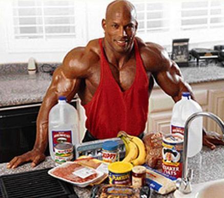 Начальные правила спортивного питания