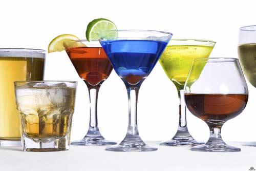 Напитки - враги похудения