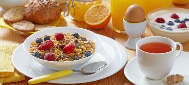 Быстрый и полезный завтрак