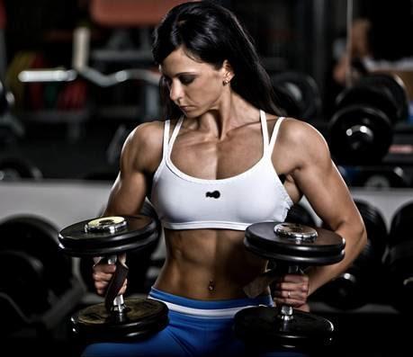 Женские ошибки в спортзале