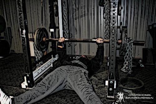 Безопасная альтернатива некоторым упражнениям в тренажерном зале