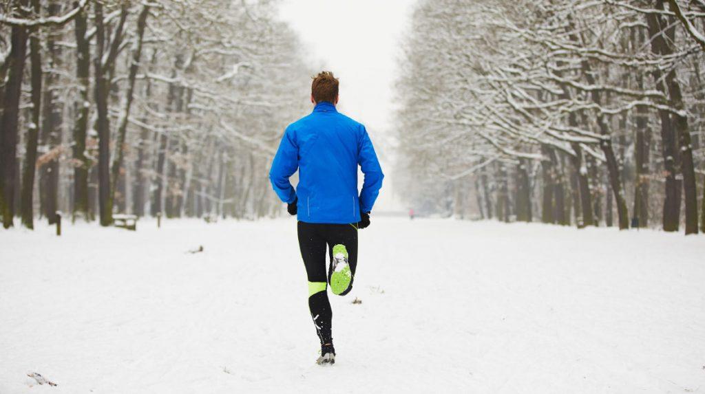 Бег в зимний период