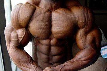 Большим мышцам - красивую форму