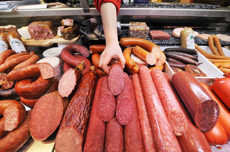 Колбаса – мясной продукт?