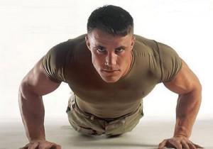 Как накачать грудные мышцы дома?