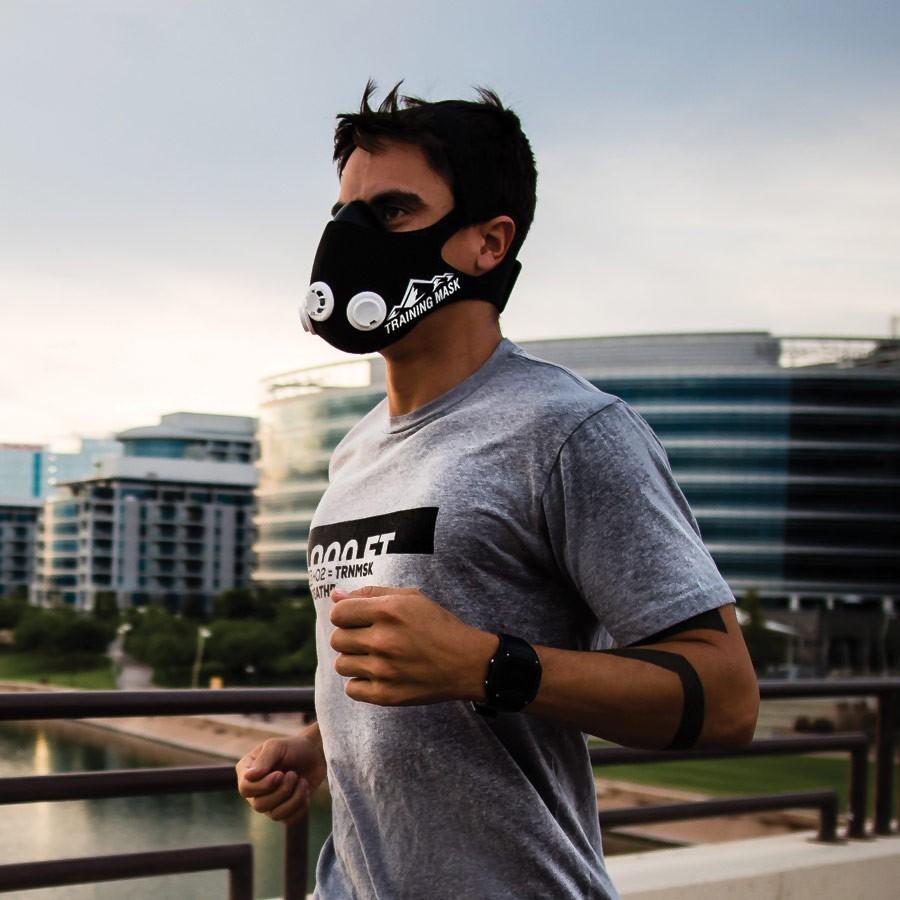 Для чего нужна тренировочная маска Elevation Training Mask 2.0
