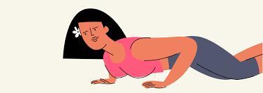 Укрепление мышц груди для женщин