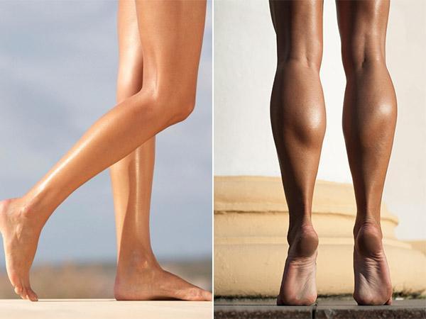 Упражнения для мышц ног. Увеличиваем объём голени
