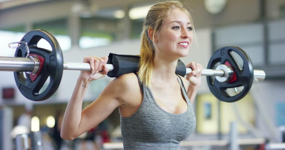 Сплит тренировка для женщин