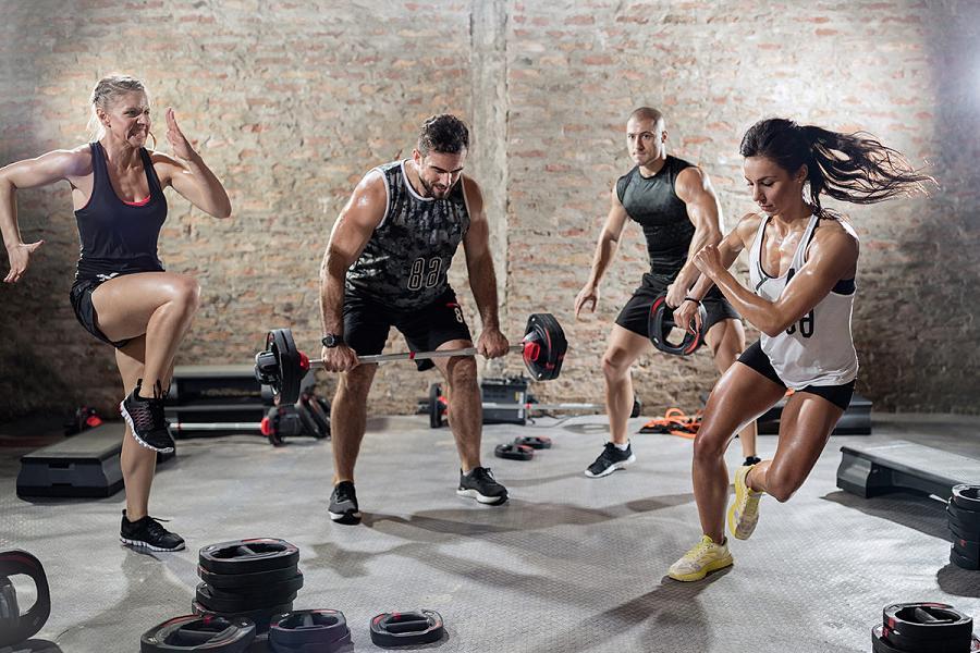 О вреде кроссфита и ненависти к фитнес-индустрии