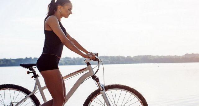 Похудеть, катаясь на велосипеде? Легко!
