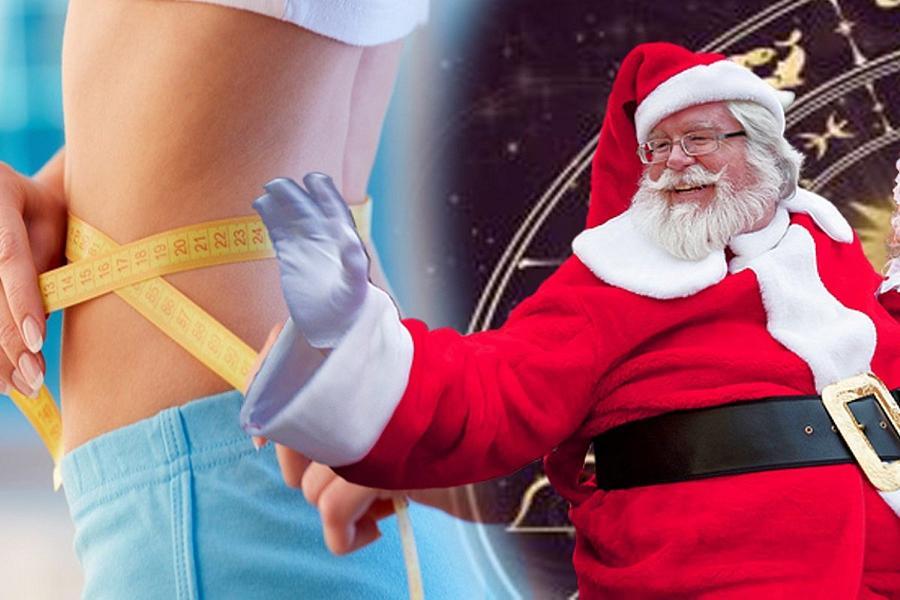 Как похудеть на Новый год или переедаем с пользой