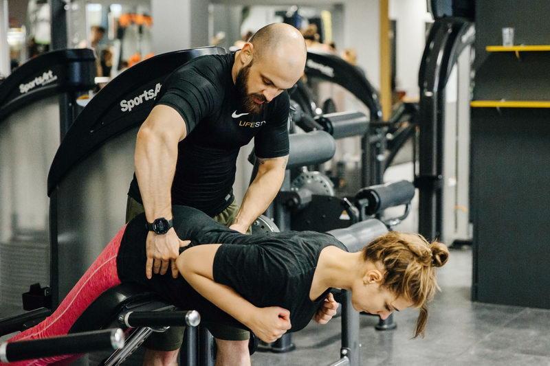 Занятия с фитнес-тренером: главный секрет