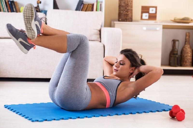 Тренировка тела для женщин в домашних условиях: красивый рельеф