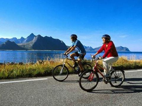 Польза велосипедных прогулок для души и тела