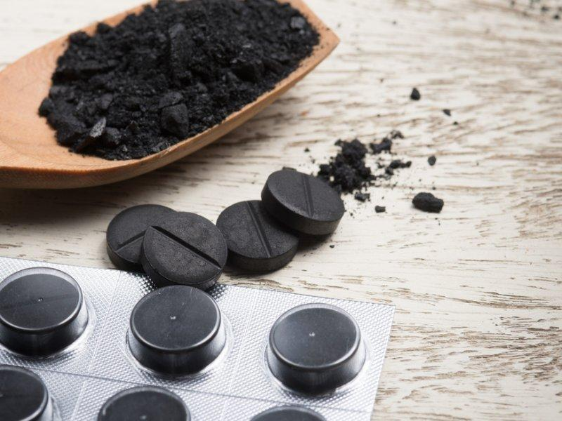 Активированный уголь для снижения веса – находка или миф?