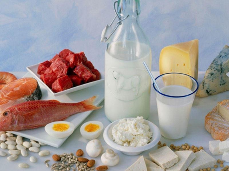 Минус 10 кг: белковая диета
