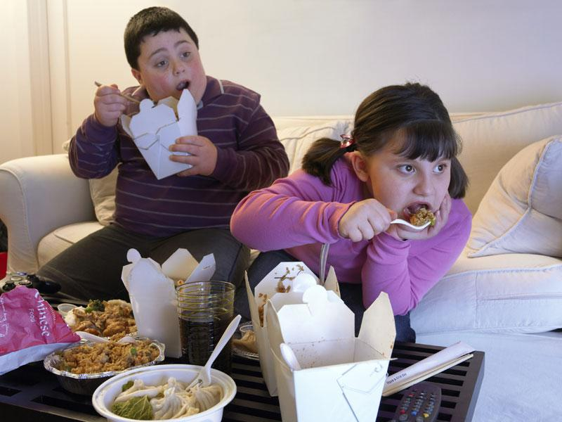 Как предотвратить детское ожирение