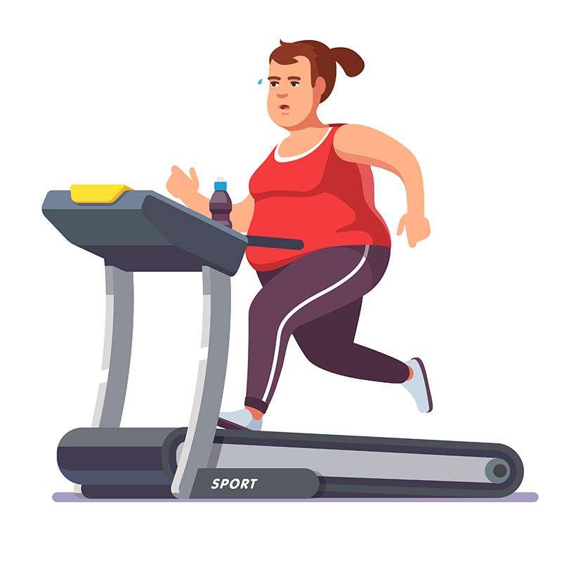 Фитнес и похудение — распространенные ошибки