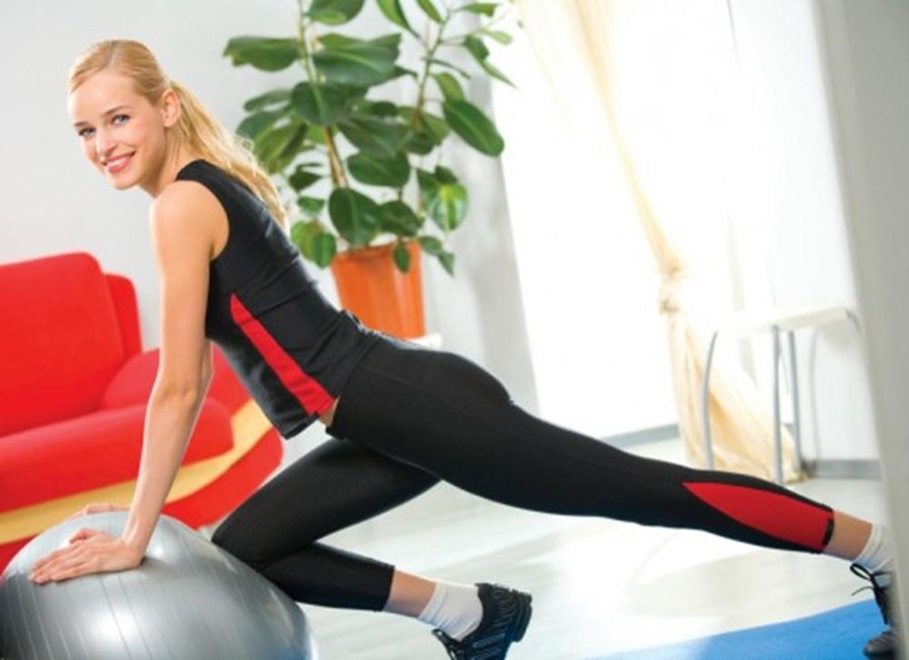 Фитнес в домашних условиях – это просто!