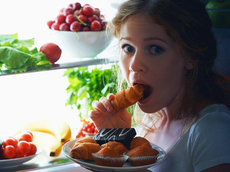 Как не сорваться во время диеты?