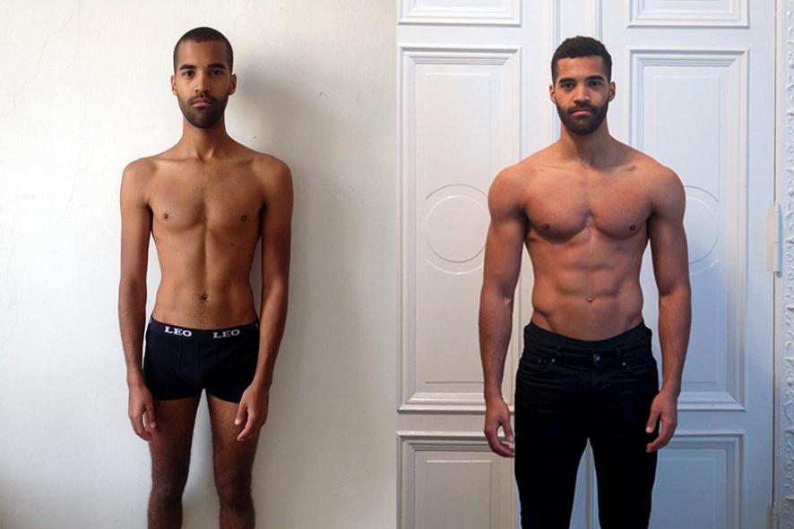 Как набрать мышечную массу худощавым людям?