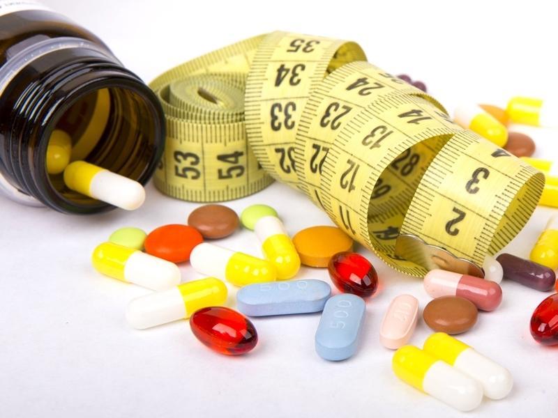 Похудение с помощью таблеток. Нутрицевтики
