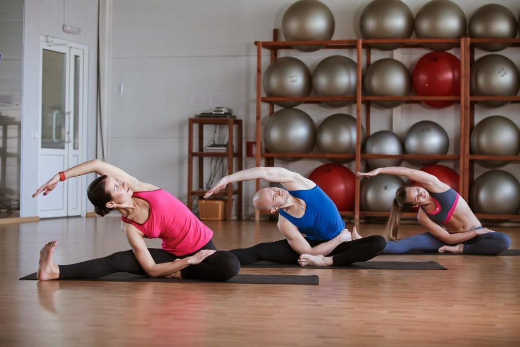Что лучше каланетика или йога?