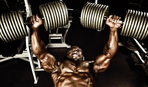 Тренировки со свободными весами