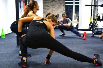 делаю растяжку после силовых упражнений