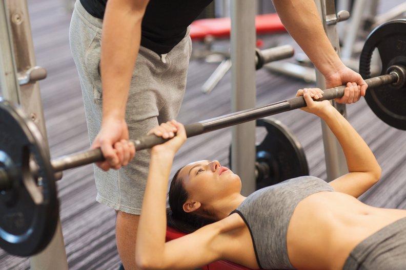 Как можно накачать грудные мышцы?