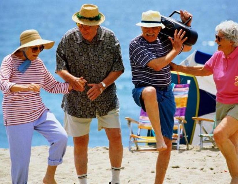 Качество жизни и активное долголетие – выбор немногих