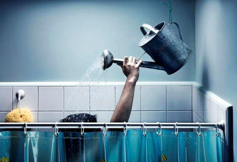 Контрастный душ после бега – и польза, и удовольствие!