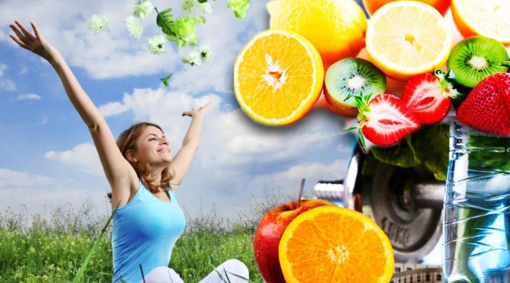Здоровый образ жизни и правильное питание — здоровье на долгие годы