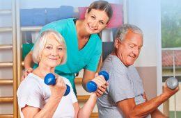 Здоровый образ жизни пожилых людей
