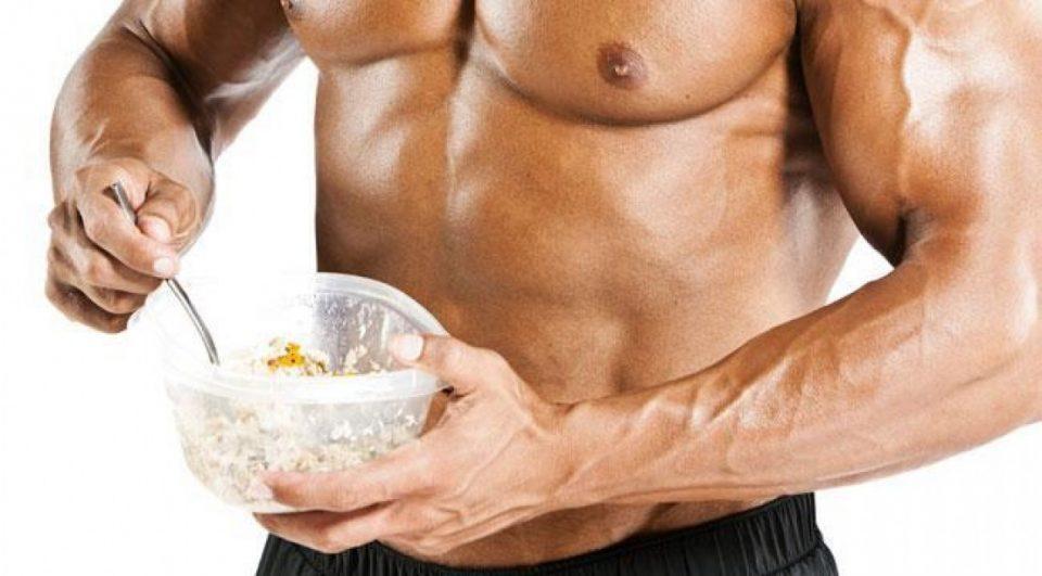 Подбор правильного питания для роста мышечной массы