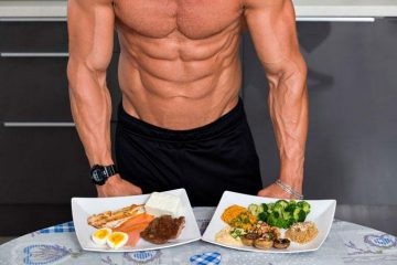 Правильное питание при занятии бодибилдингом