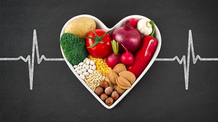 Продукты питания и упражнения для здорового сердца