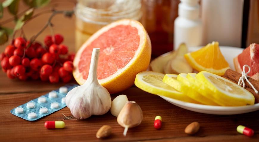 Правильное питание – лучшее средство против простуды и коронавируса