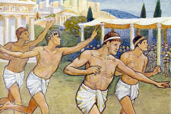 Система подготовки спортсменов: из глубокой древности до наших дней