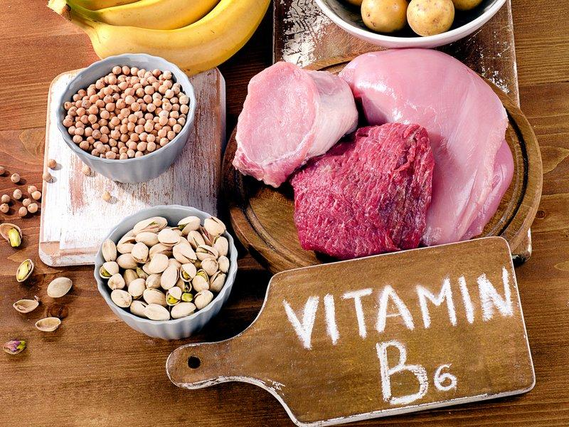 Значение витамина В6