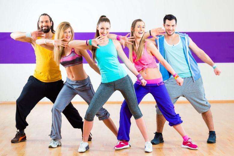 Зумба – это настоящая фитнес феерия!