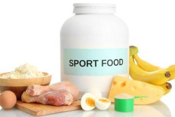 Белок. Спортивное питание