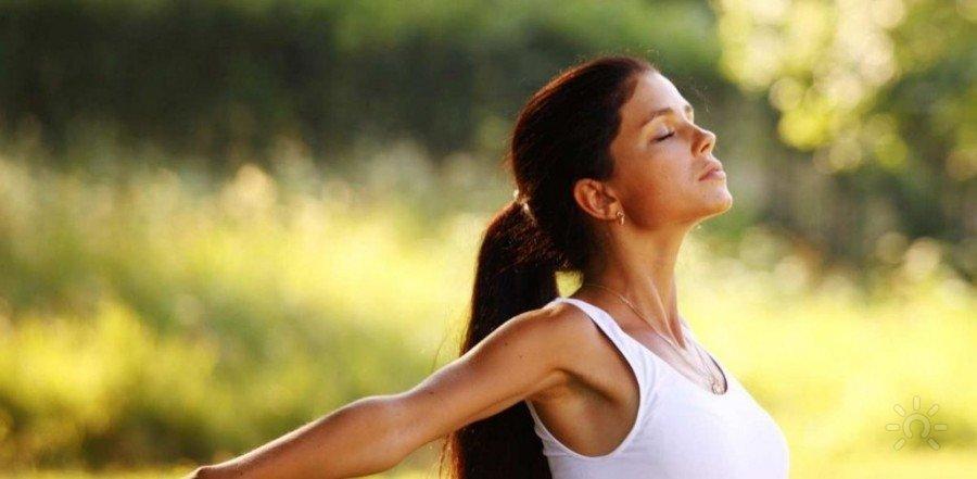 Физические упражнения и правильное дыхание