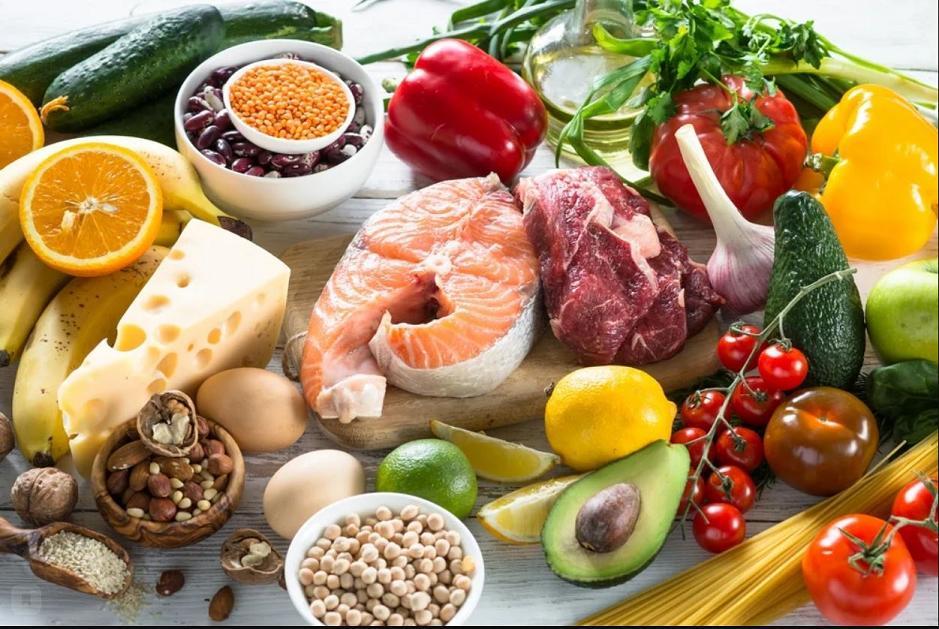 Что водит в элементы правильного питания?