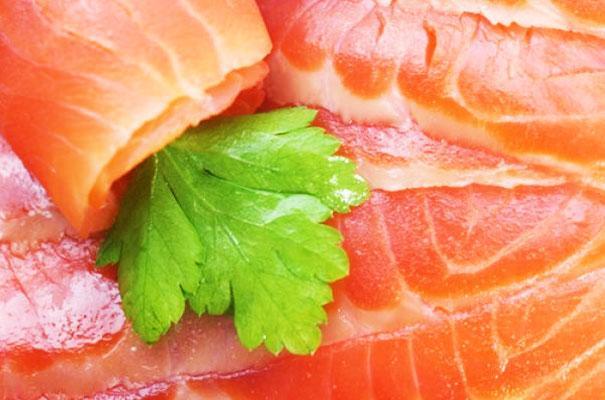 Жирная морская рыба в вашем питании